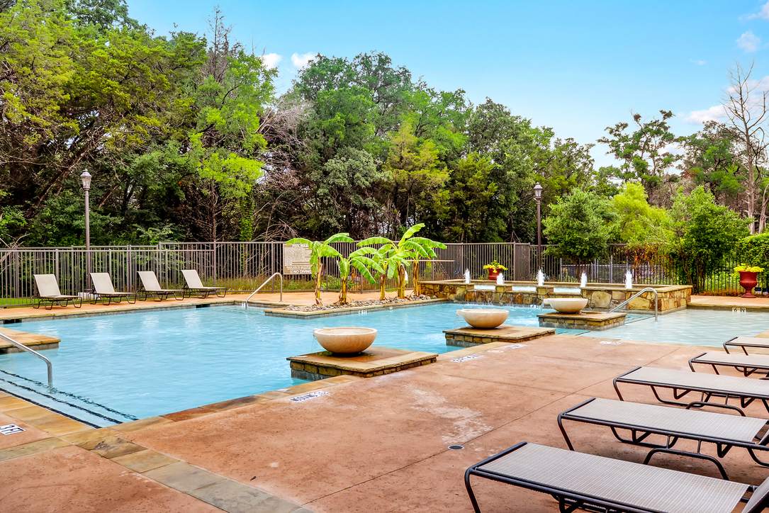 Pool at Listing #153245