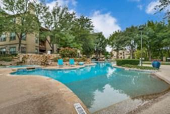 Pool at Listing #137647