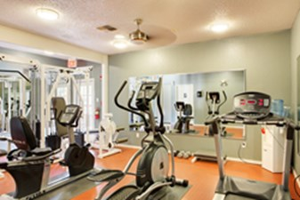 Fitness Center at Listing #144096