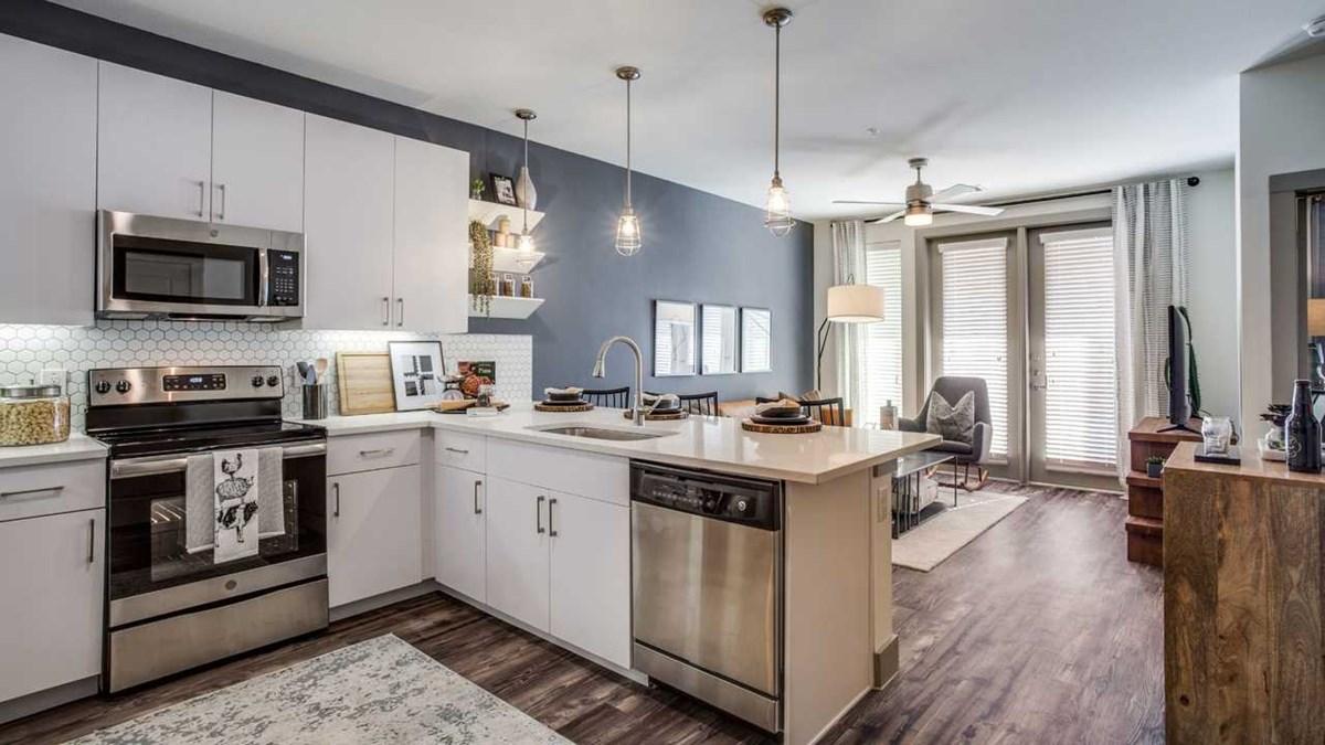 Kitchen at Listing #300021