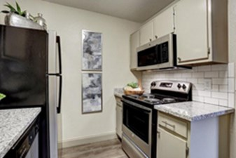 Kitchen at Listing #138726