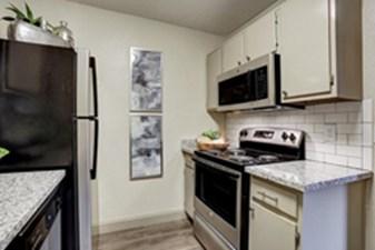 Kitchen at Listing #138726