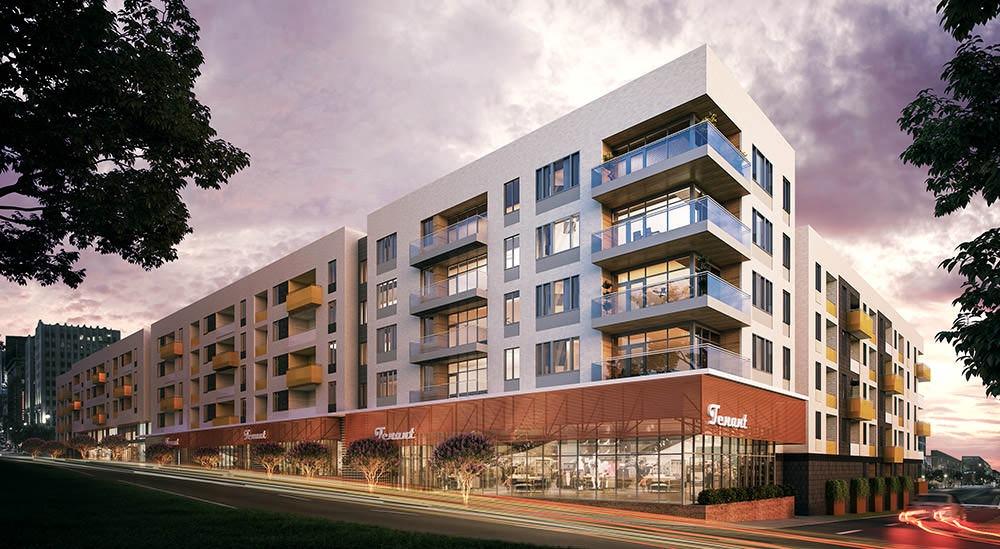 Elan Parkside Apartments Austin TX