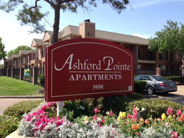 Ashford Pointe Apartments Houston TX
