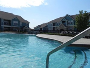 Pool at Listing #144330