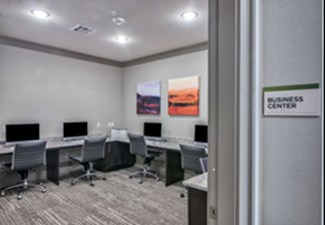Business Center at Listing #297825