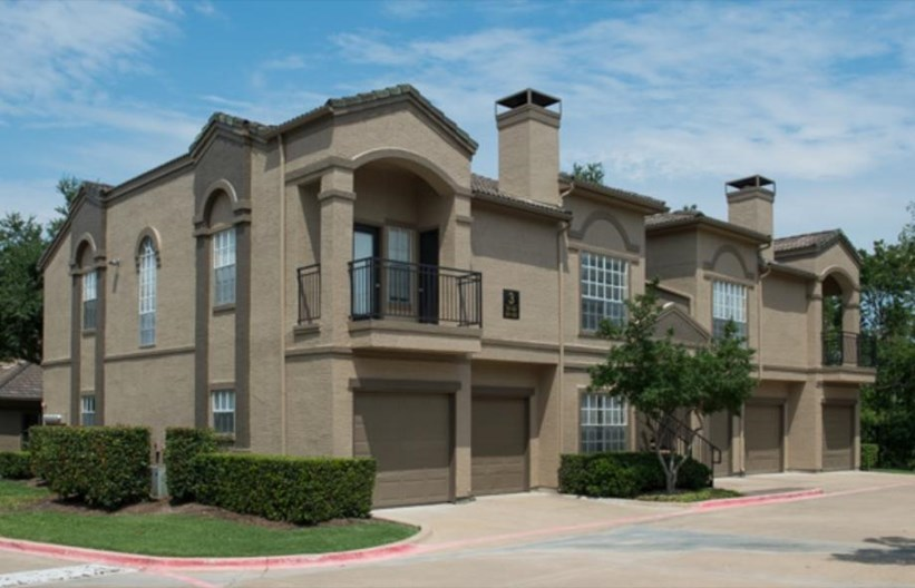 Camden Legacy Creek Apartments