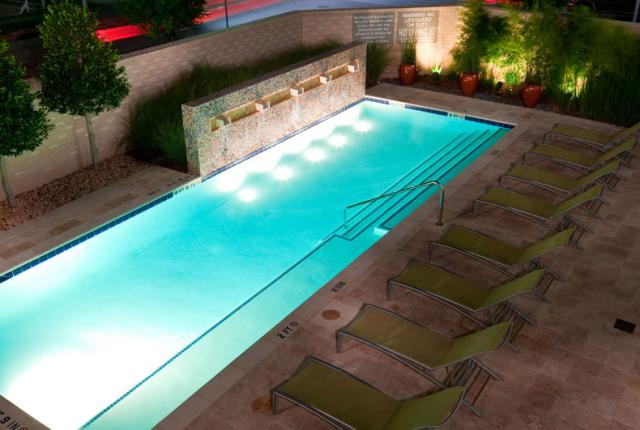 Pool at Listing #233349