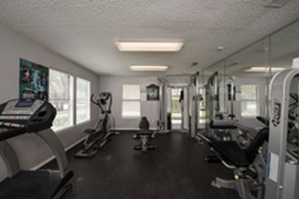 Fitness Center at Listing #136251