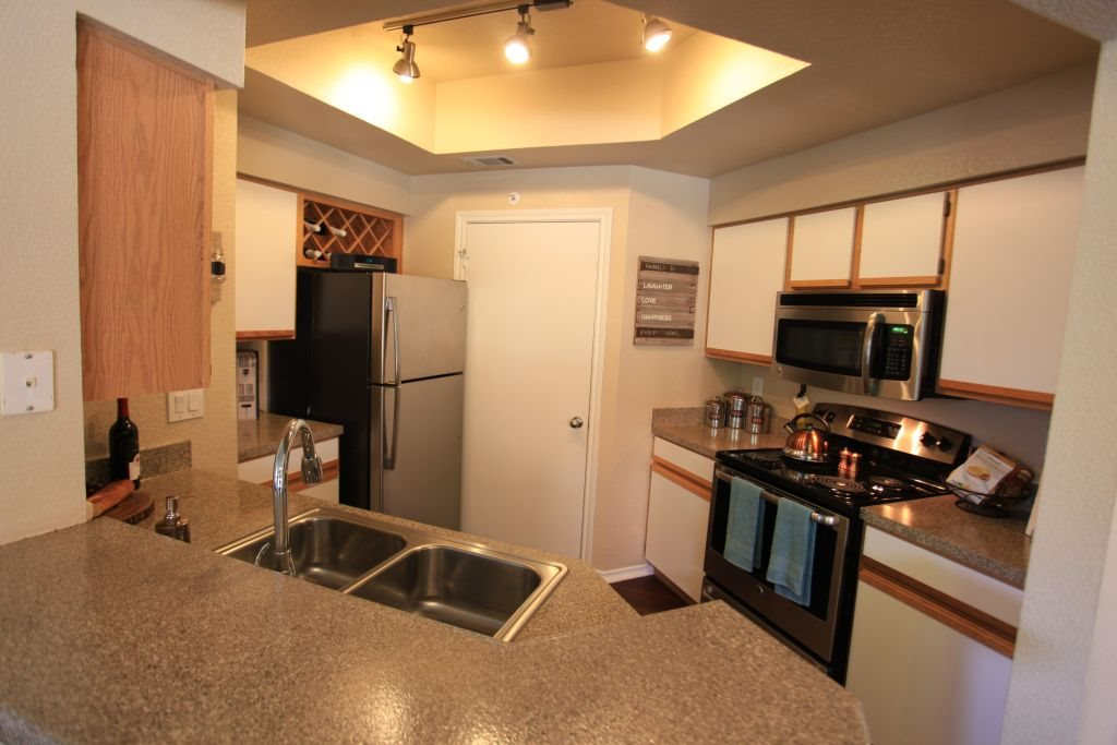 Kitchen at Listing #140801