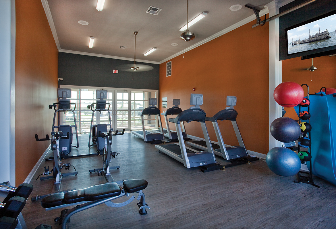 Fitness at Listing #242154