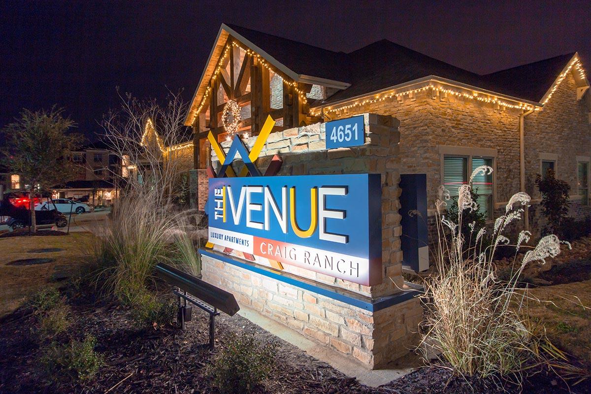 Venue Craig Ranch Apartments McKinney TX
