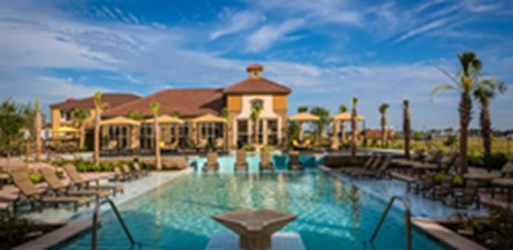 Pool at Listing #236596