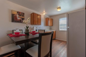Dining/Kitchen at Listing #217360