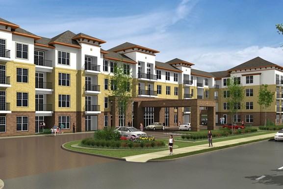 Domain West Apartments