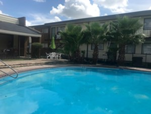 Pool at Listing #139195