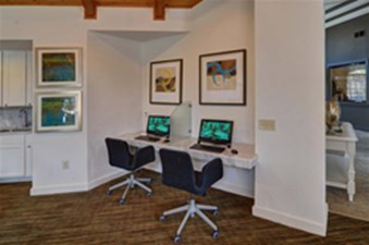 Business Center at Listing #137566