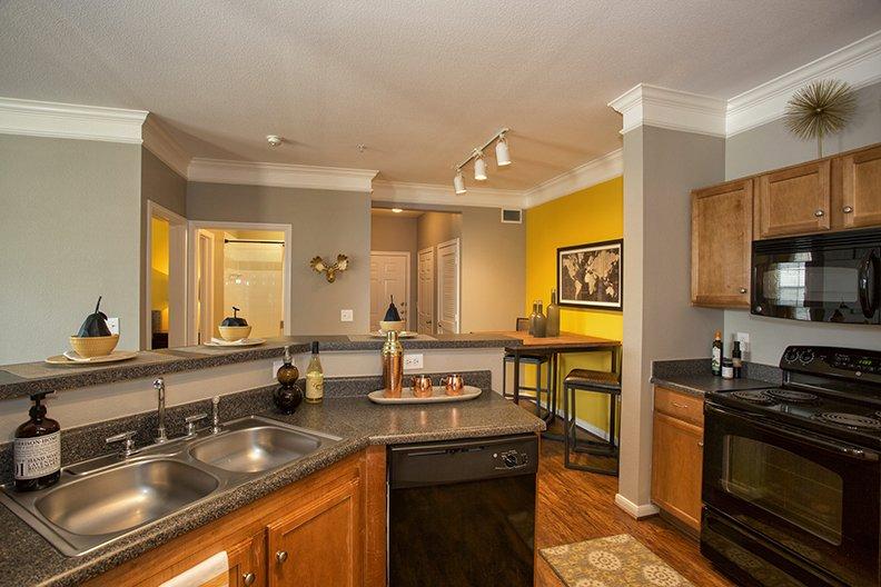 Kitchen at Listing #145894