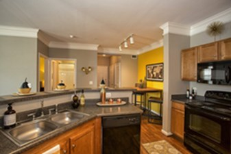 Kitchen at Listing #145894