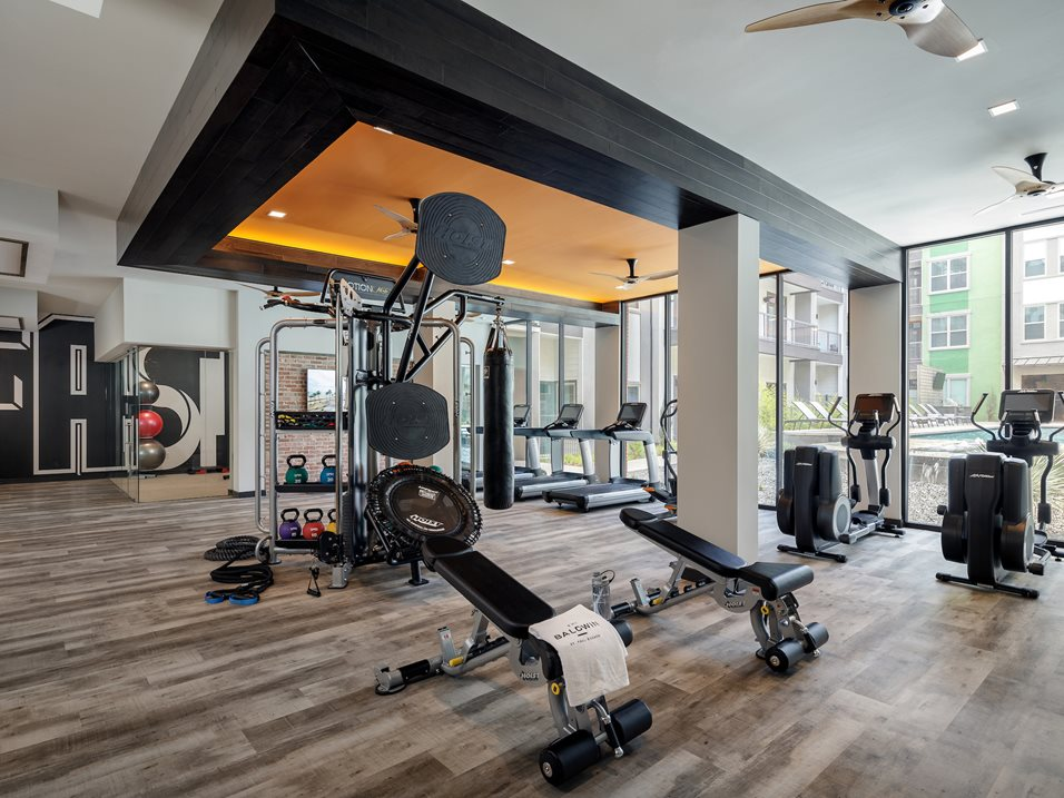 Fitness at Listing #278769