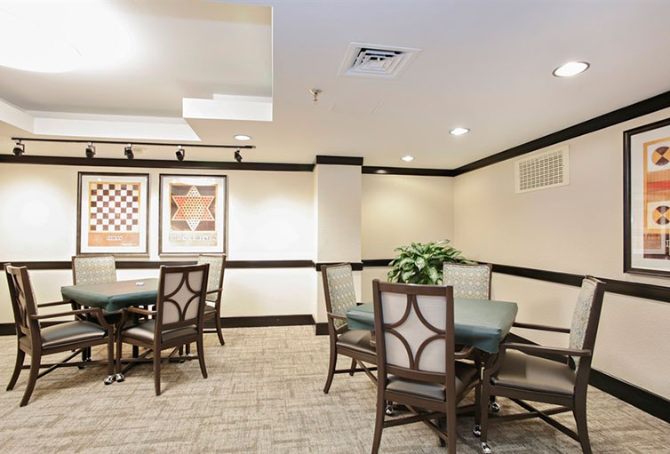 Dining Area at Listing #147794