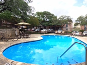 Pool at Listing #141329