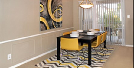 Dining at Listing #138898