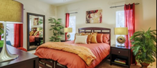 Bedroom at Listing #144613