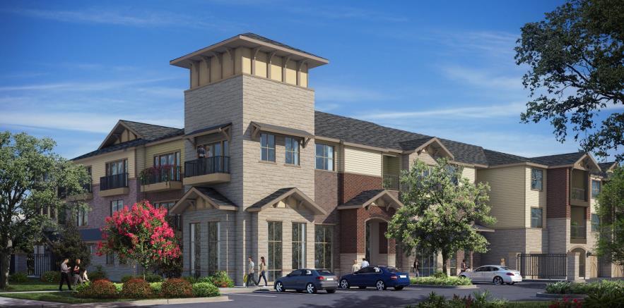 Northrock Lake Highlands Apartments Dallas, TX