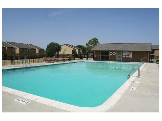 Pool at Listing #217457