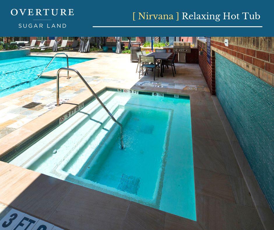 Hot Tub at Listing #279813