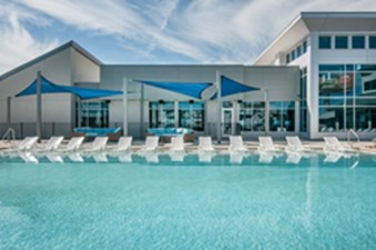Pool at Listing #282561