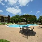 Pool at Listing #213602