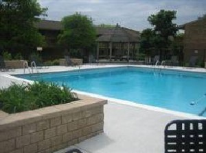 Pool Area at Listing #137672