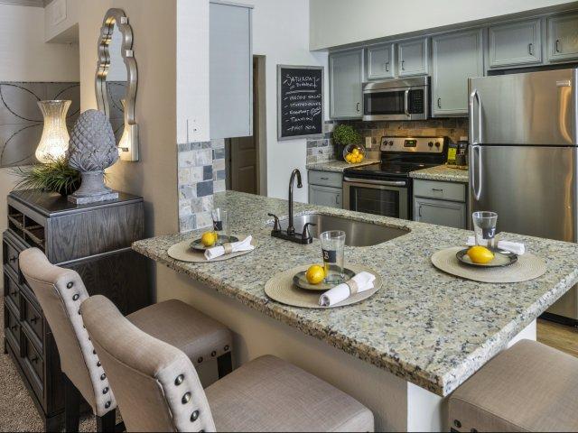 Kitchen at Listing #139150