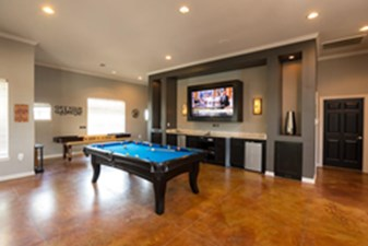 Gameroom at Listing #140717