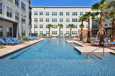 Pool at Listing #153290