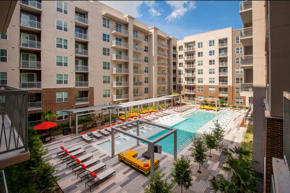 Pearl CityCentre ApartmentsHoustonTX