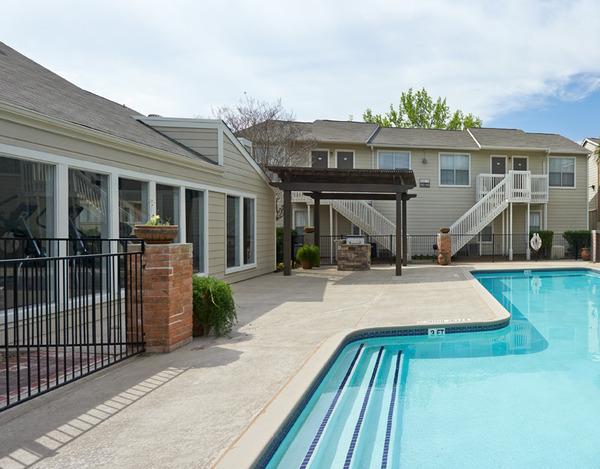 Pool at Listing #138285