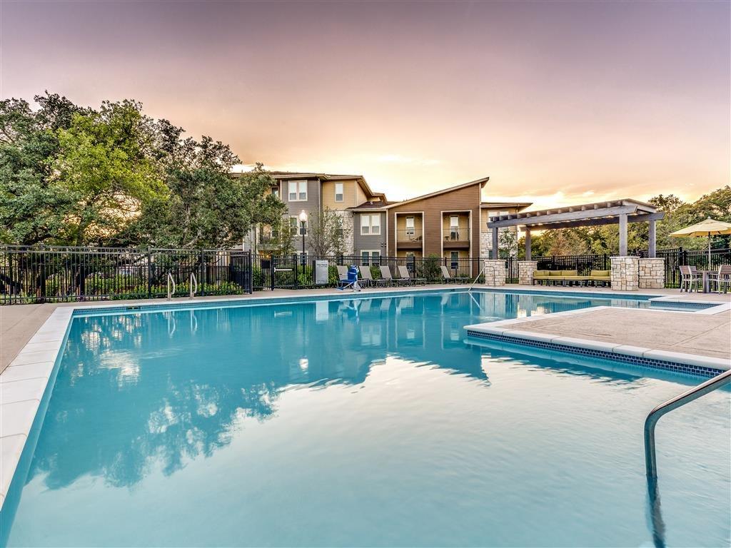 Pool at Listing #286311