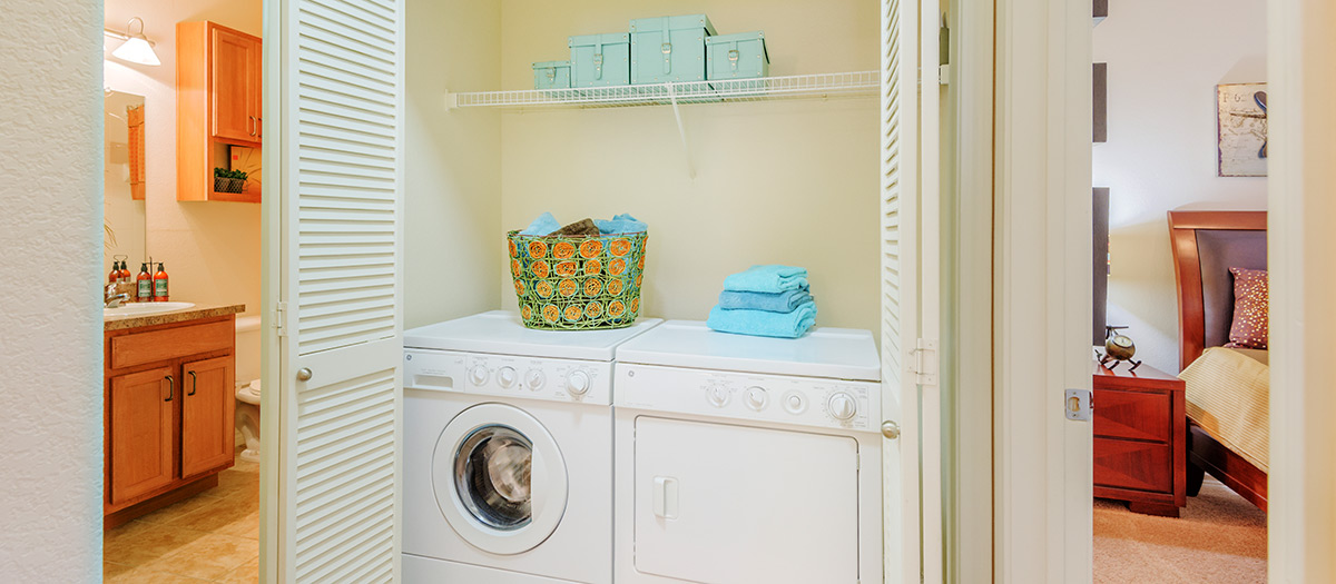 Laundry at Listing #144613