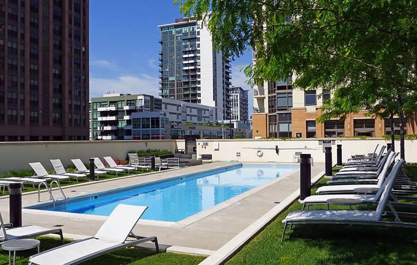 Pool at Listing #264134