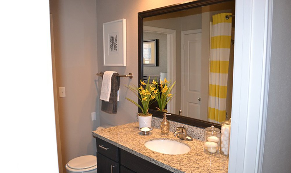 Bathroom at Listing #140141