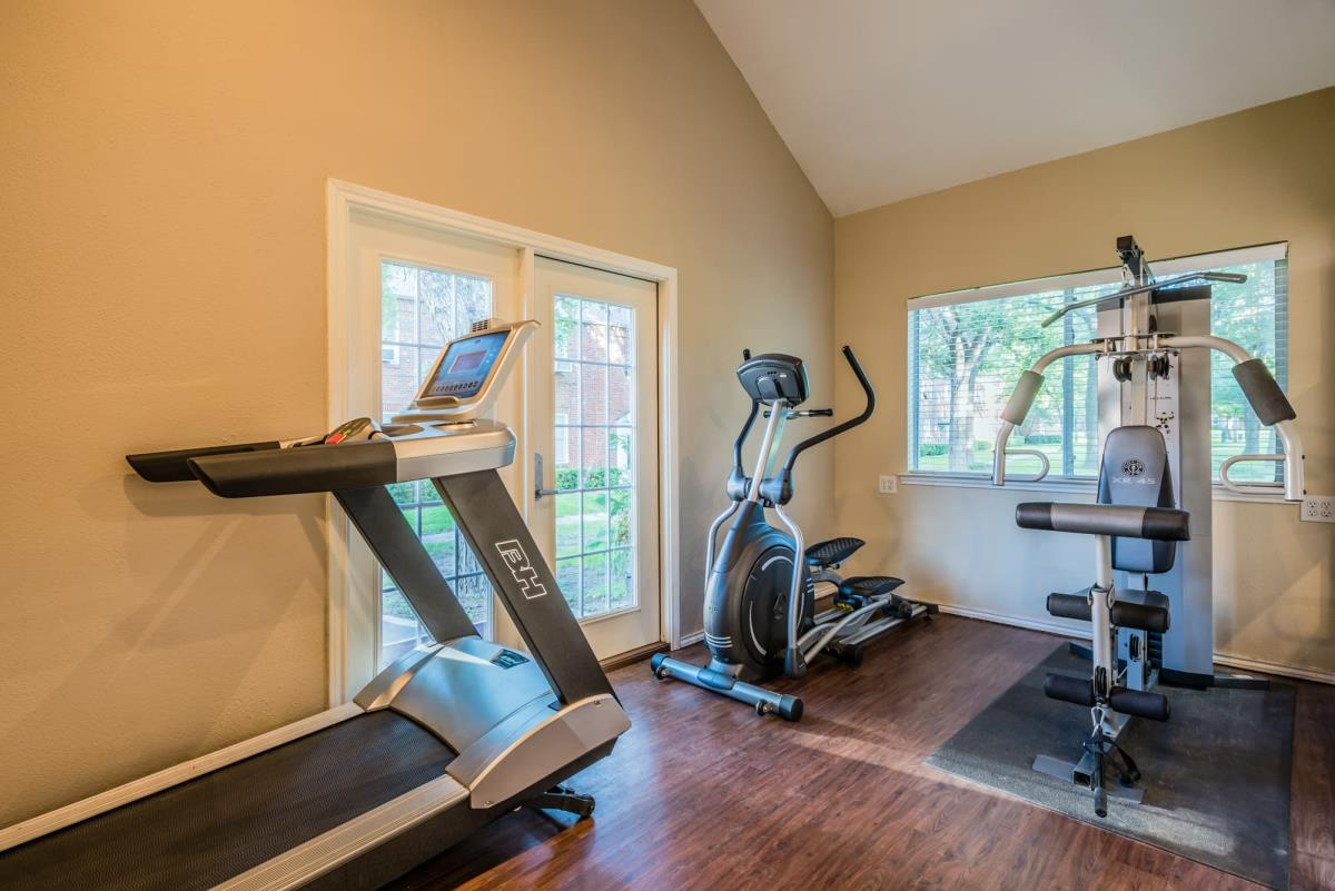 Fitness Center at Listing #137121