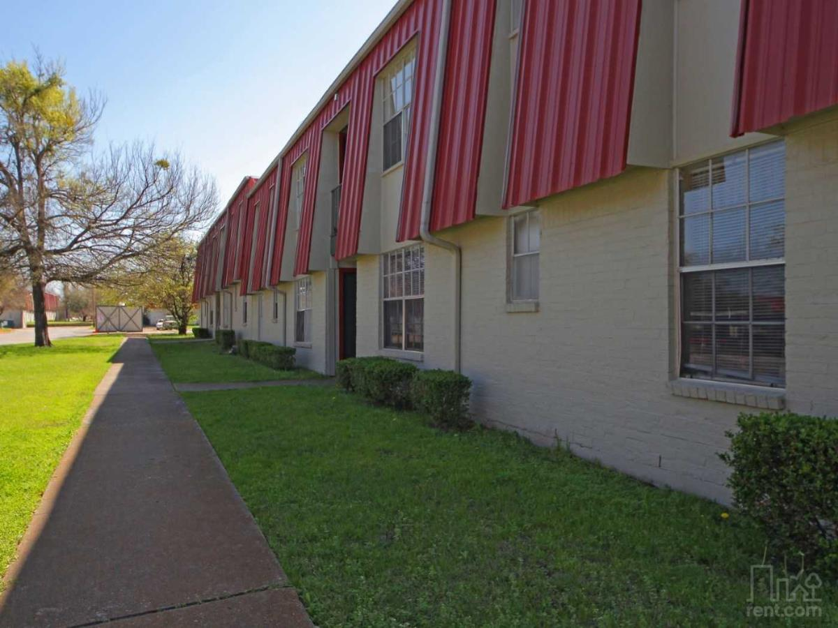 Garden Park of Greenville Apartments Greenville TX