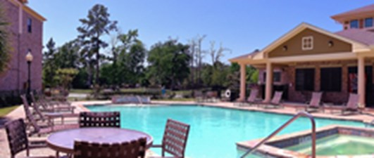 Pool at Listing #144167