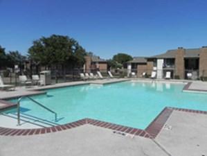 Pool at Listing #137101