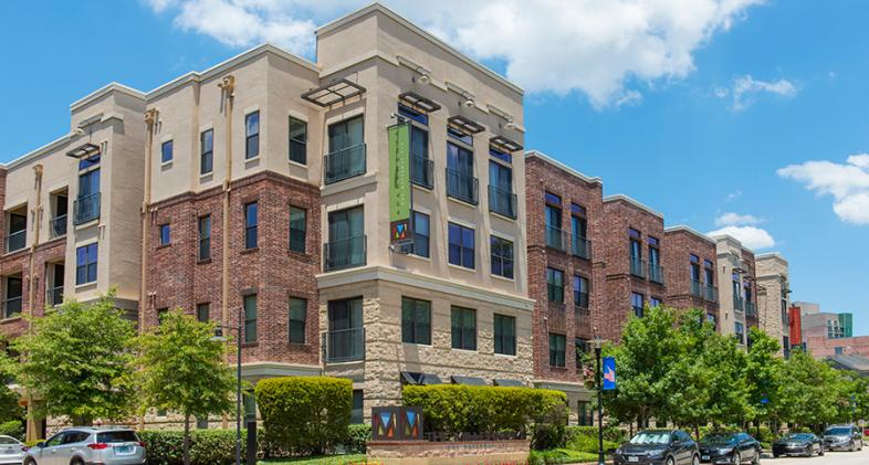 Millennium Waterway Apartments The Woodlands TX