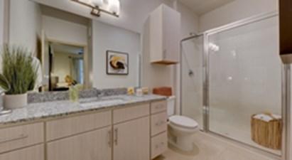 Bathroom at Listing #300546