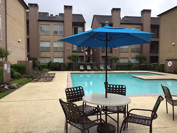 Pool at Listing #138813